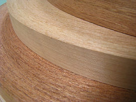 Maple and Oak Wood Edge Banding Tape