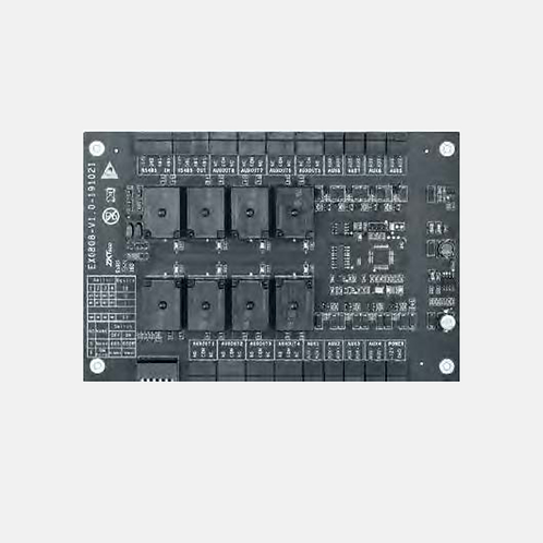 EX0808 - I/O Board for US-inBio-Pro Panels