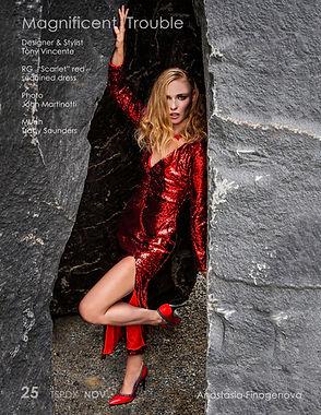 Mobile hair and makeup seattle on Anastasia Finogenova