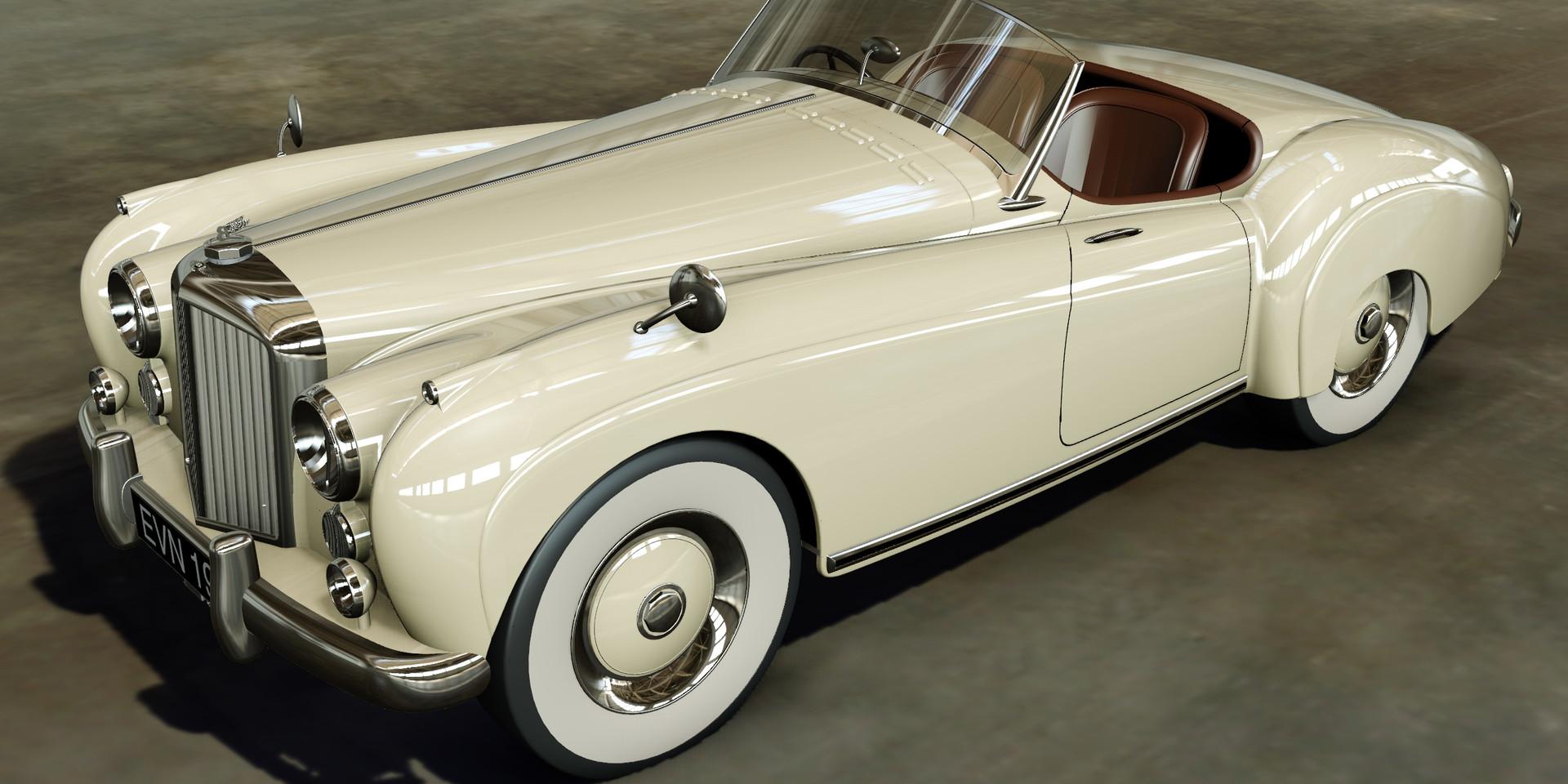 Bentley Blizzard