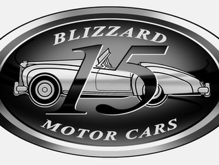 Follow Blizzard Motor Cars On Facebook and Instagram.