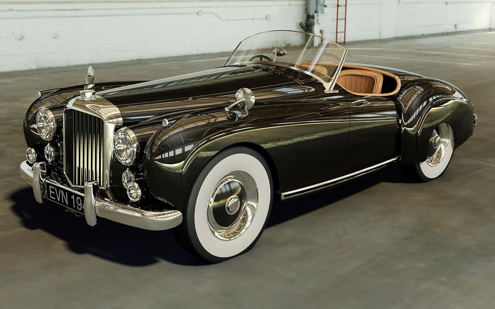 Blizzard Motor Cars, Bentley, Classic Bentley