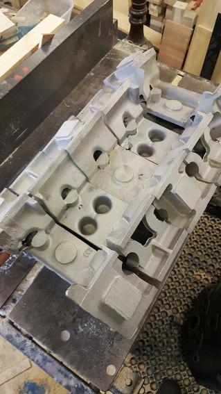 MGA Twin Cam Cylinder Heads!