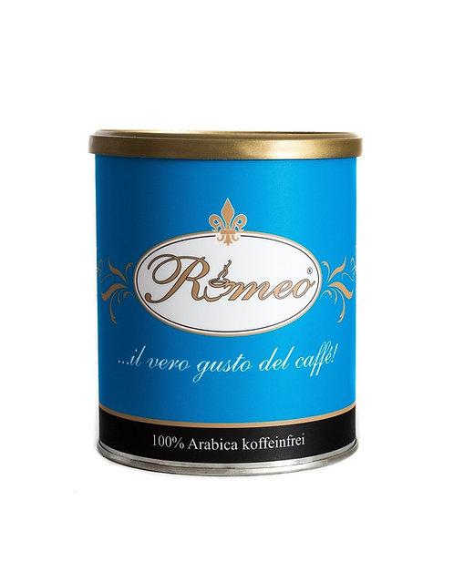 Romeo Kaffee 100% Arabica gemahlen 250g koffeinfrei