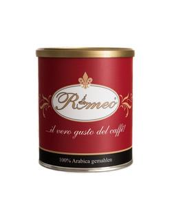 Romeo Kaffee gemahlen