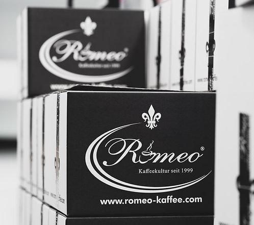 8 x Romeo Kaffee 100% Arabica 1kg in Bohnen