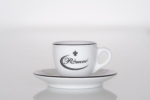 Romeo Espressotasse mit Untertasse