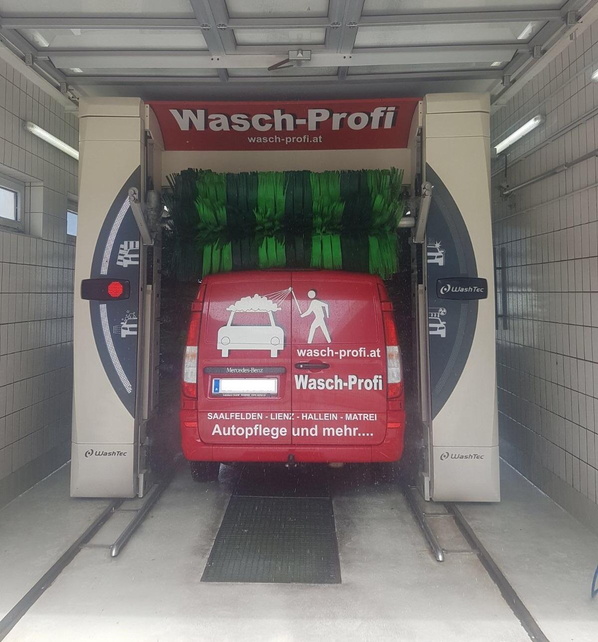 Waschpark Matrei