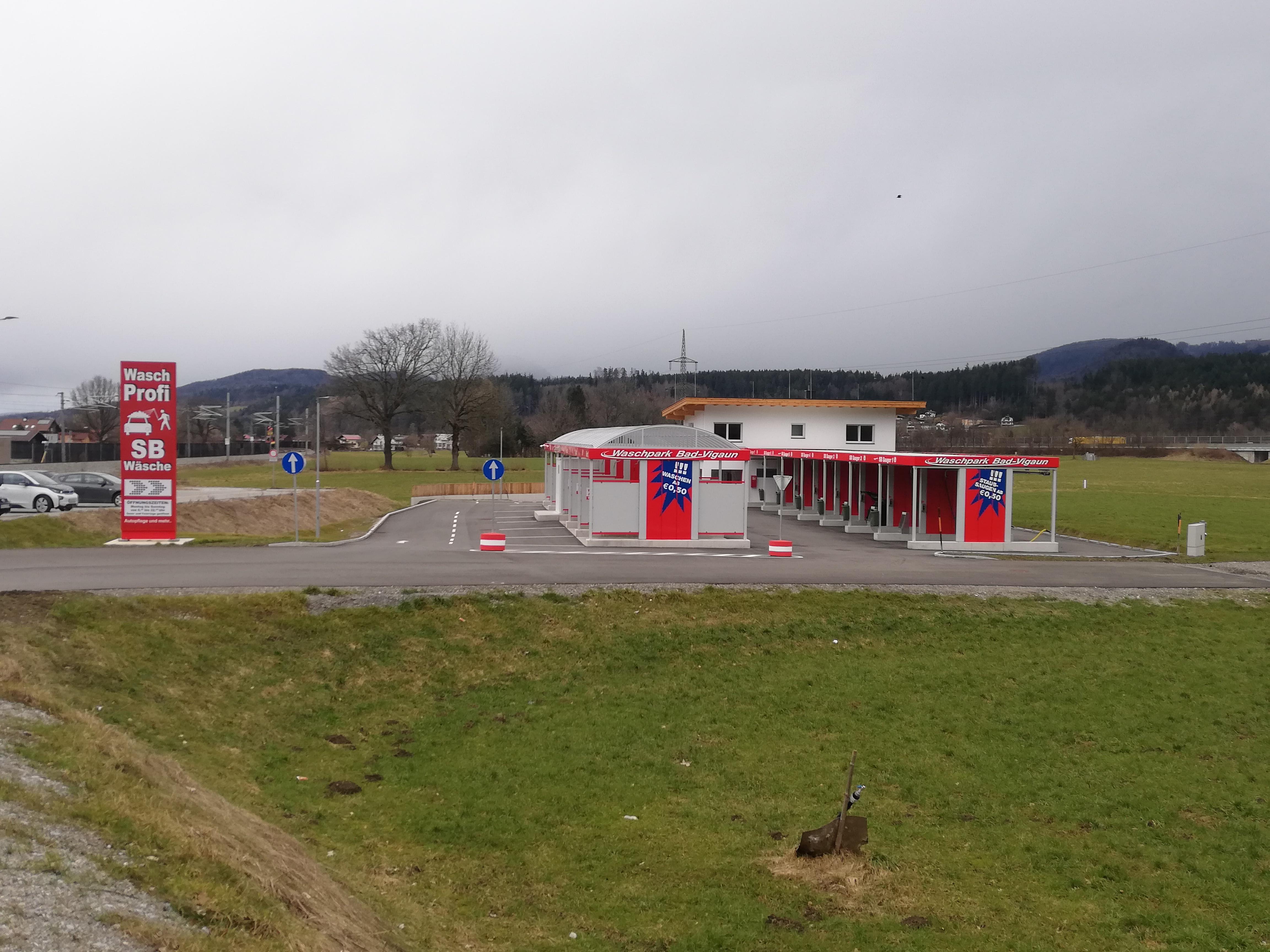 Waschpark Bad Vigaun