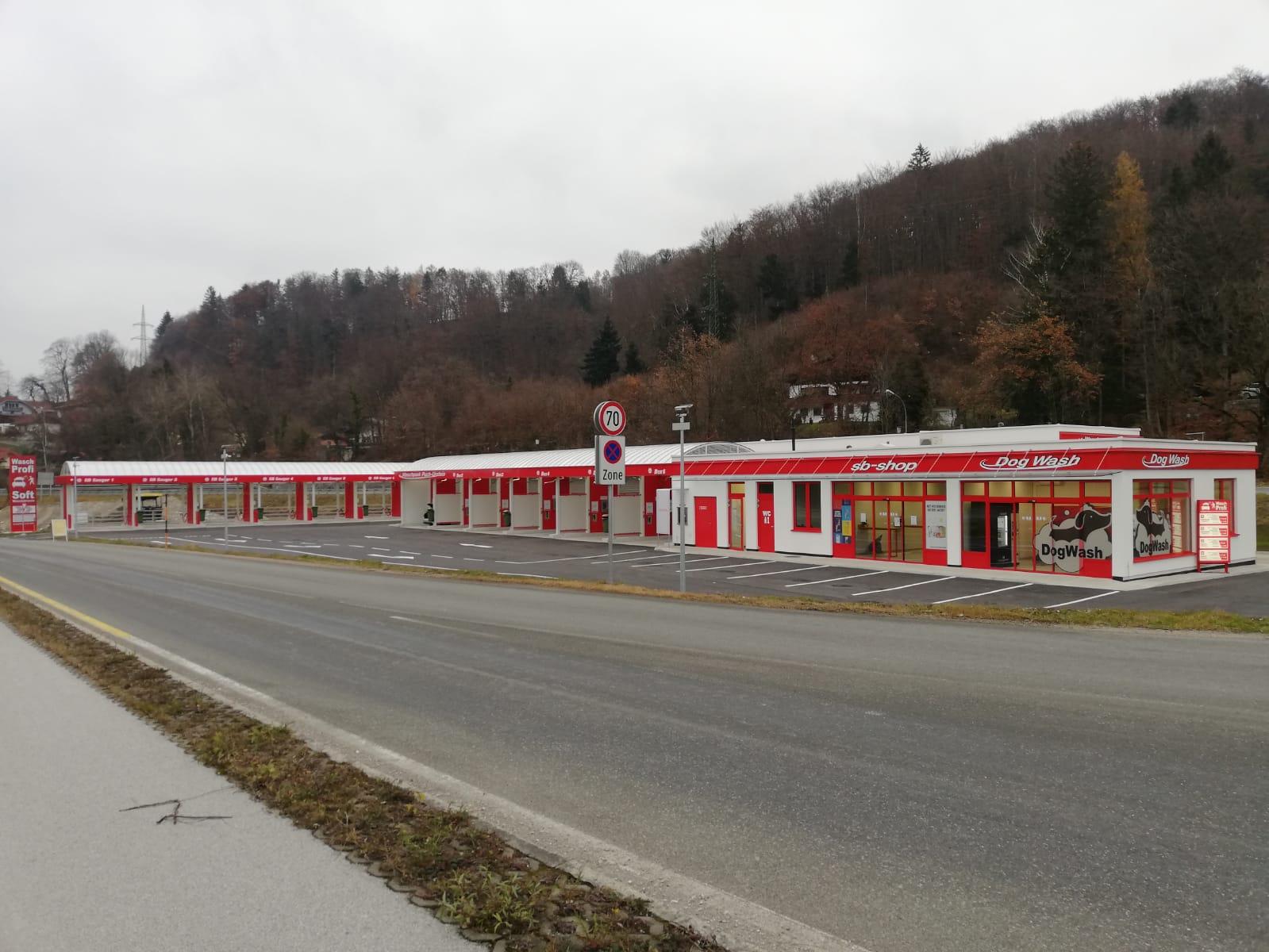 Waschpark Puch/Urstein
