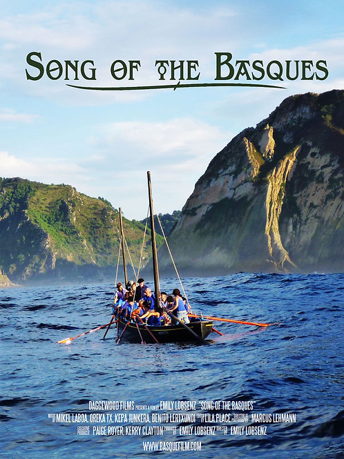 Song of the Basques DVD