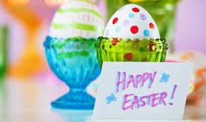 Scorching Easter Weekend