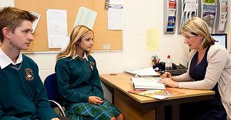 Profile: Education Counselor cum Back office