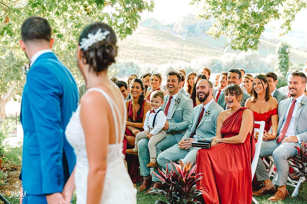 Paleta padrinhos de Casamento | #casamentosdoux