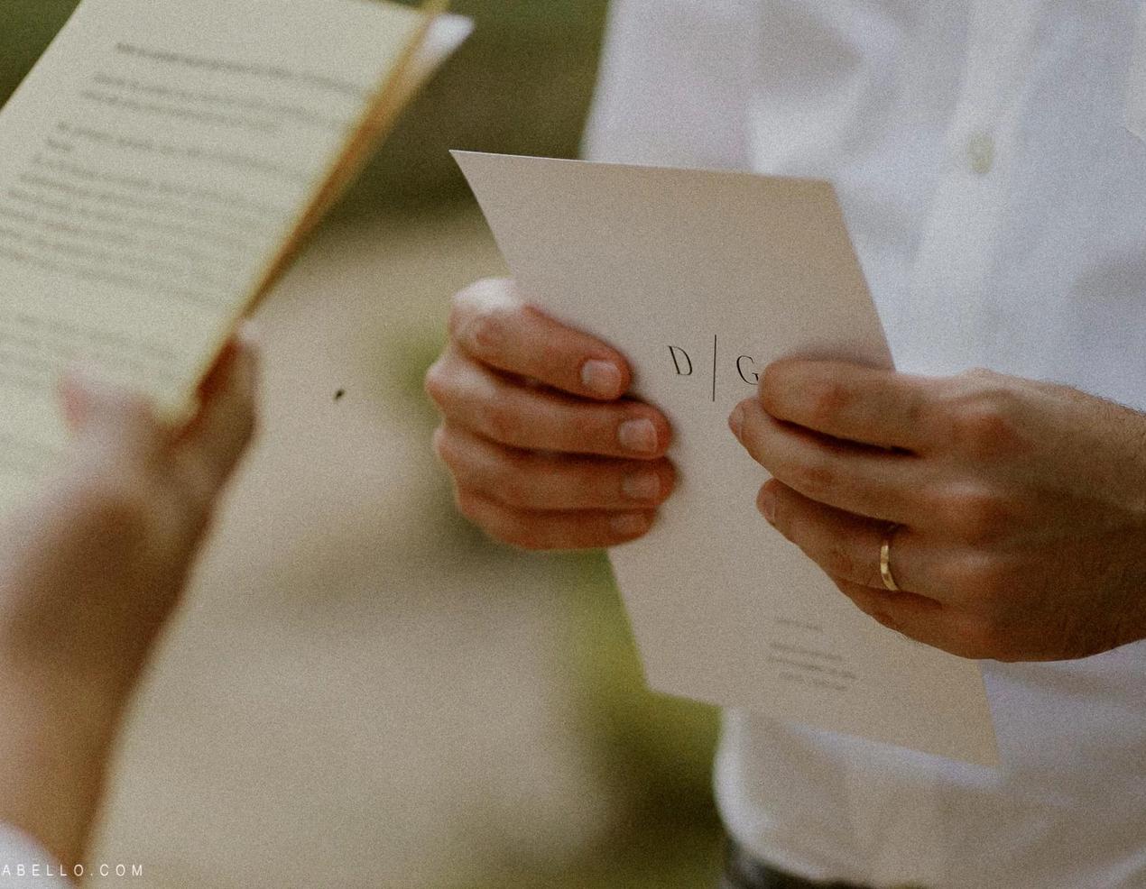 Possibilidades e formatos de um elopement wedding | douxmariage.com.br/blog