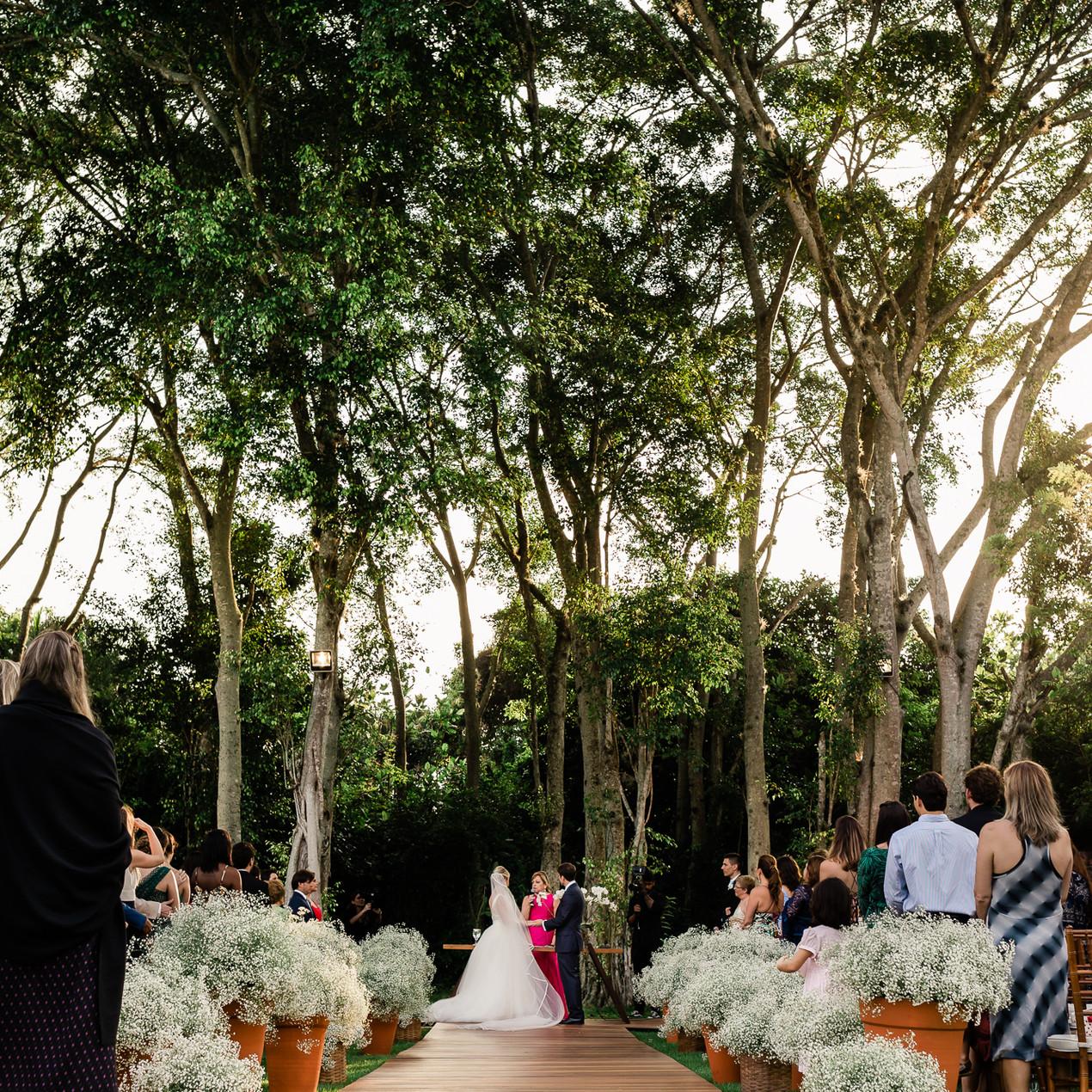 Como organizar um casamento ao ar livre | douxmariage.com.br/blog
