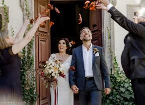 Possibilidades e formatos de um Elopement Wedding