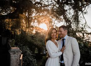 Para um casamento ao ar livre, como escolher o melhor horário?
