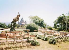 10 lugares surpreendentes para casar em Portugal