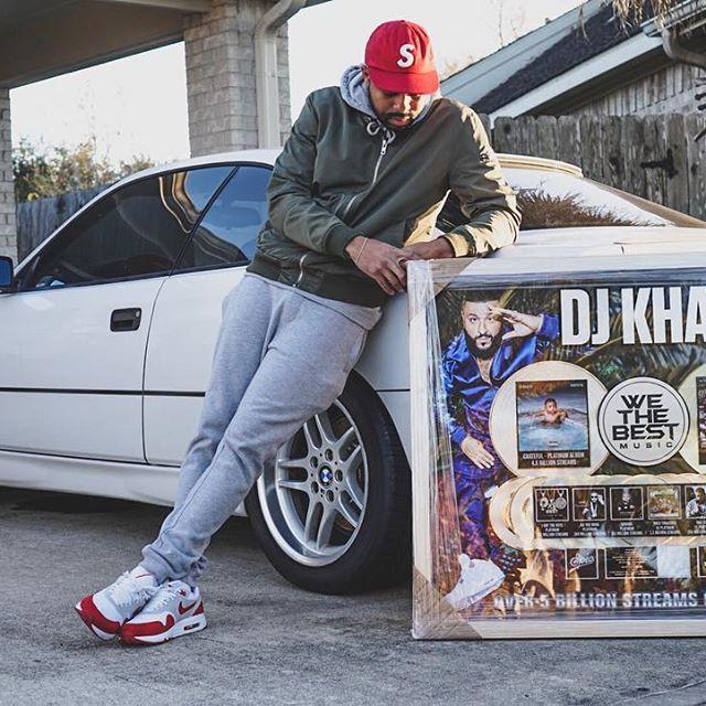 Mr. Rogers - DJ Khaled Grateful plaque