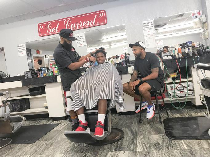 BBBS Barbershop Campaign