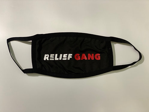 RELIEF GANG MASK x CAR GIVEWAY ENTRY