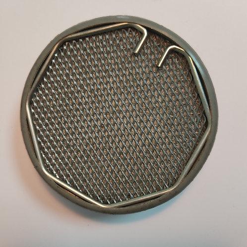 Filtro de aire para carburador rosca plástico Dellorto