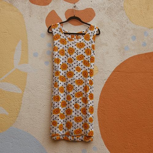 Vestido Gira Girasol