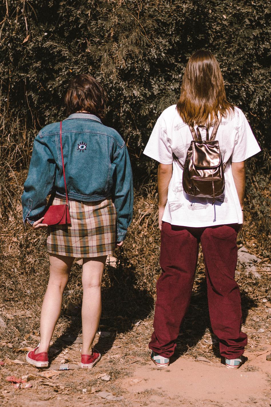 Editorial 90s kid - Foto por Mari Sobral
