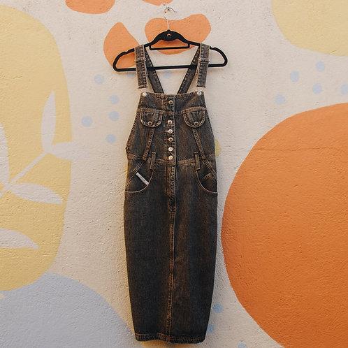 Jardineira Vintage Jeans