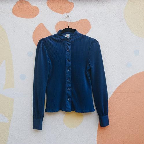Camisa Azul é a Cor Mais Quente
