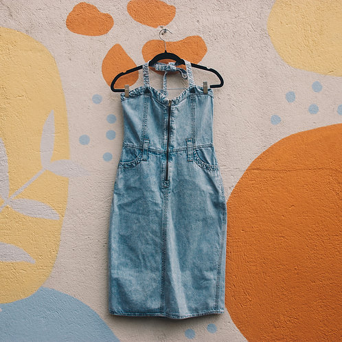 Vestido Jeans CGC