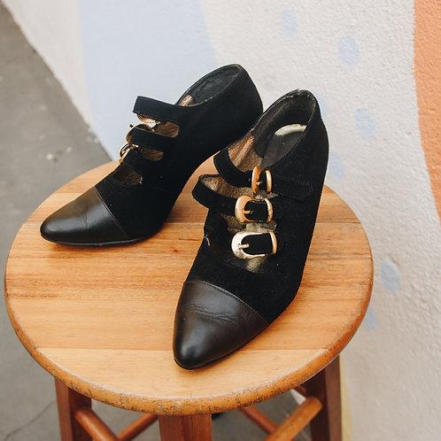 Sapato Oxford Vintage