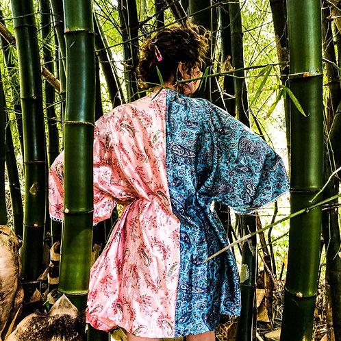 Kimono + Máscara • Desigual