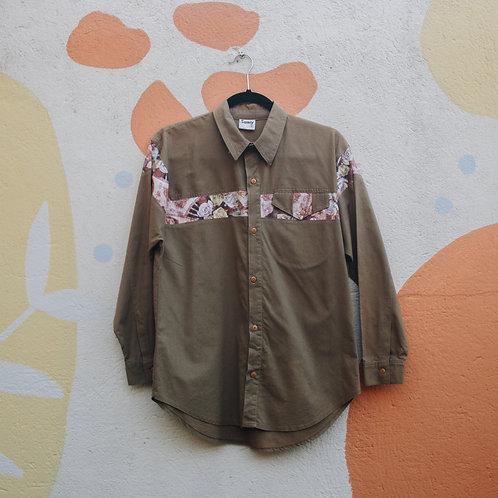 Camisa Vintage Oliva