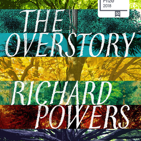 Adolygiad: The Overstory - Richard Powers