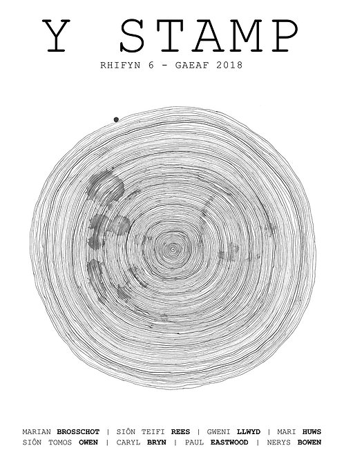 Y Stamp: Rhifyn 6 - Gaeaf 2018