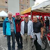 con Simoncini - EROICA 2018