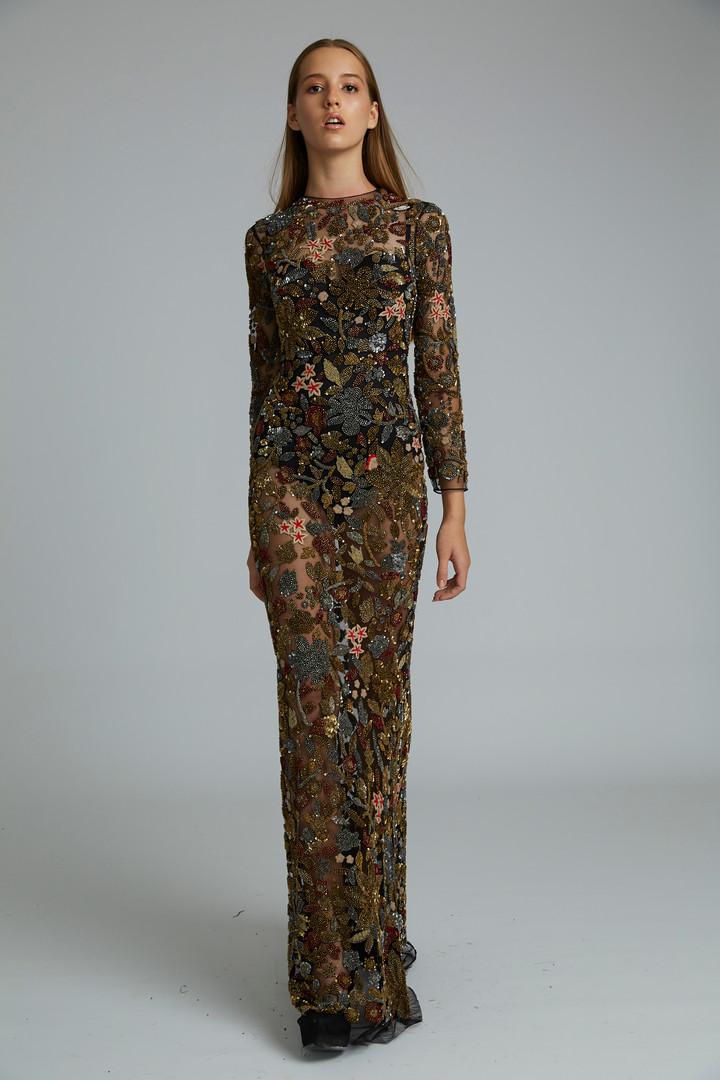 Florentine Gown