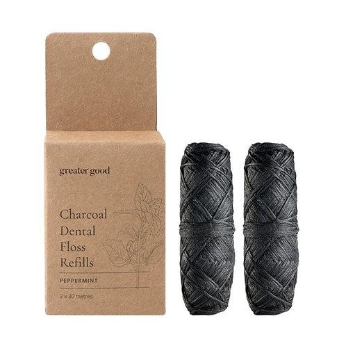 Charcoal Dental Floss (refill pack)