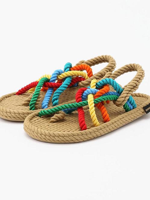 BOHONOMAD Rope Sandal