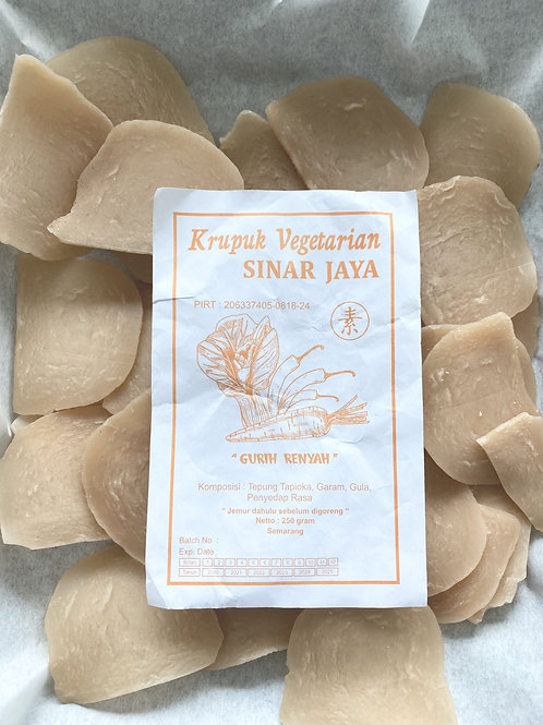 Vegetarian Cracker