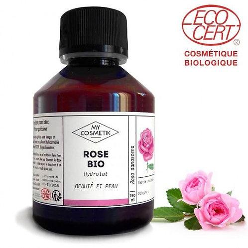 HYDROLAT DE ROSE BIO - MY COSMETIK