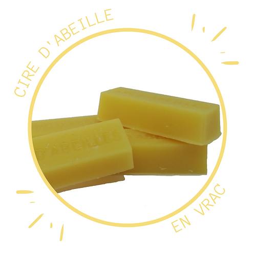 LINGOT DE CIRE D'ABEILLES