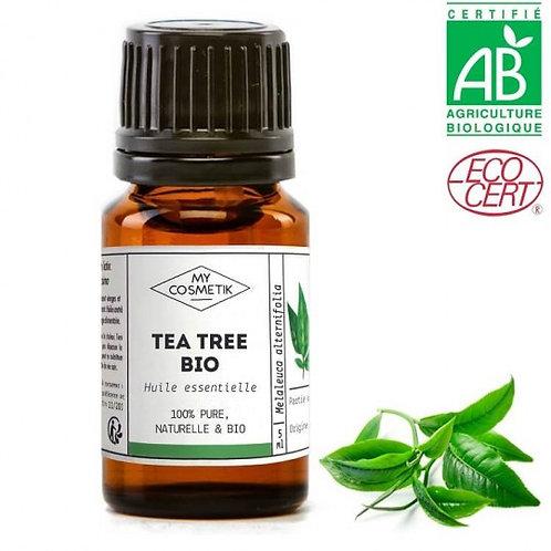 HUILE ESSENTIELLE DE TEA TREE BIO - MY COSMETIK