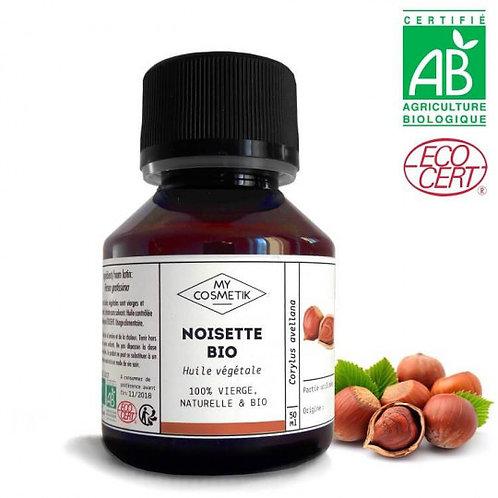 HUILE DE NOISETTE BIO - MY COSMETIK