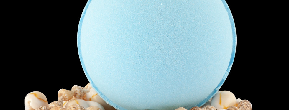 BOMBE MOUSSANTE BLUE LAGOON
