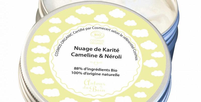 NUAGE DE KARITÉ NÉROLI À L'HUILE DE CAMELINE