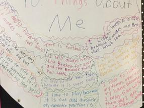 4th Grade- Final Writing