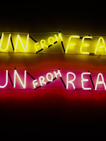 Run from Fear, Fun from Rear, 1972